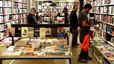 Les llibreries catalanes van perdre el 10% de vendes aquest octubre