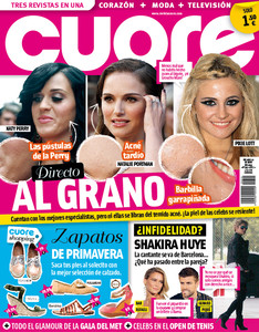 Portada de 'Cuore'.