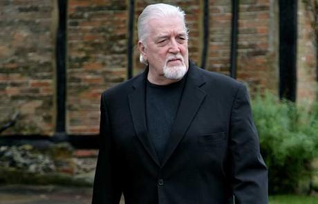 Jon Lord, uno de los fundadores de Deep Purple, en Oxfordshire, en el 2009.