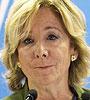 """Aguirre dice ahora que Rajoy """"s� debe ser el candidato"""" del PP"""