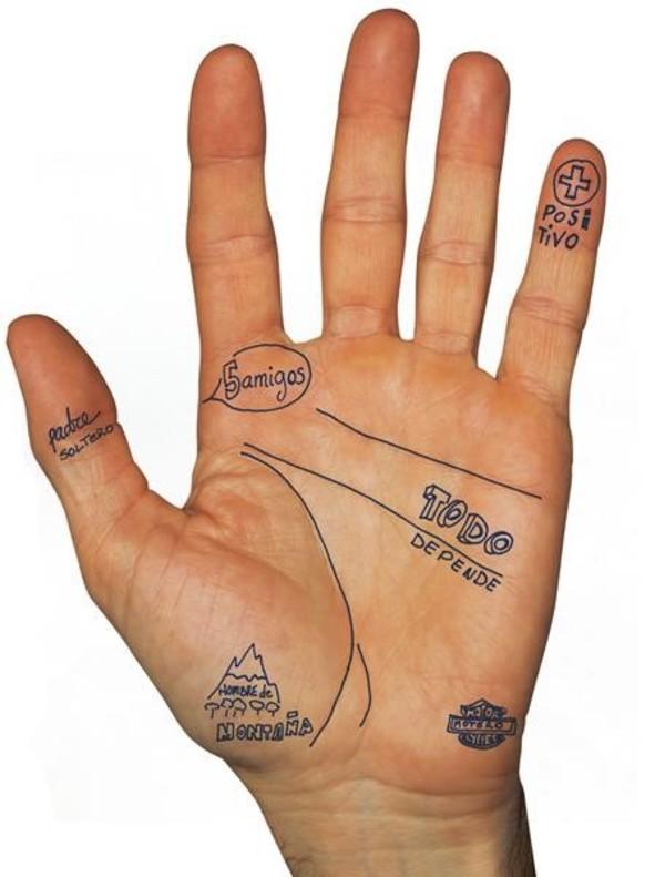 Conozca a pau don s como la palma de su mano - Leer la mano hijos ...