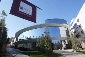 El Campus IESE, en Barcelona.
