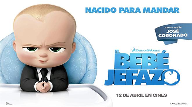 El bebé jefazo trailer en español
