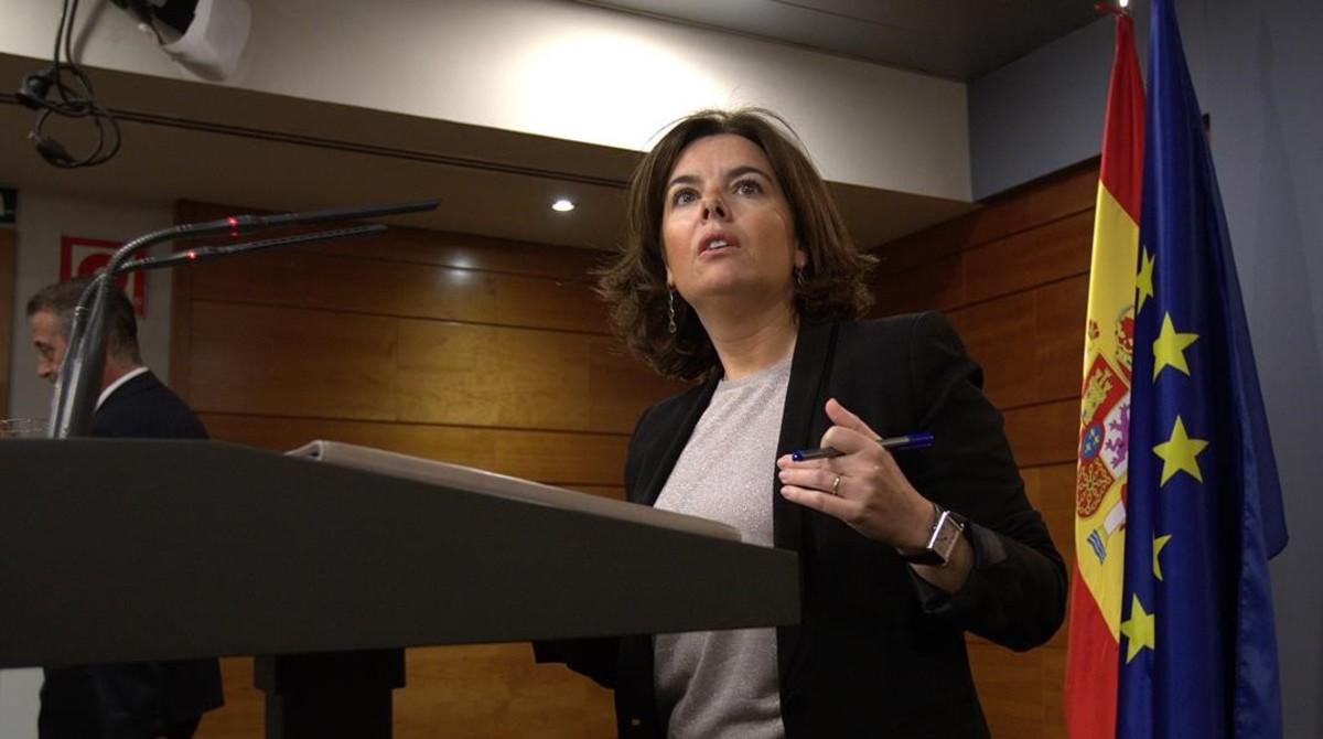 jgblanco38662756 madrid 29 05 2017 politica la vicepreseidenta del gobierno170529133336
