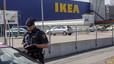 Dues persones moren apunyalades en un Ikea d'Estocolm