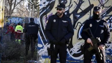 Los yihadistas detenidos en Madrid iban a atentar con un AK-47