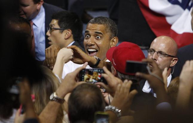 Obama aumenta su ventaja en estados clave ante las presidenciales