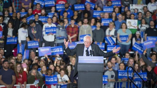 La victòria en tres estats dóna un nou impuls a la campanya de Sanders