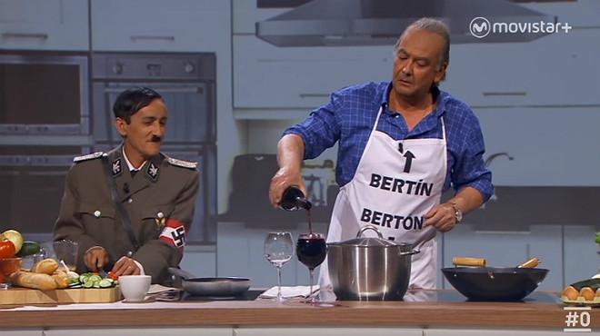 Bertín s'enfada amb Buenafuente
