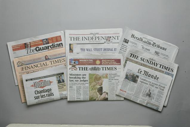 La prensa internacional se�ala que la crisis pol�tica de Espa�a amenaza la recuperaci�n de la eurozona