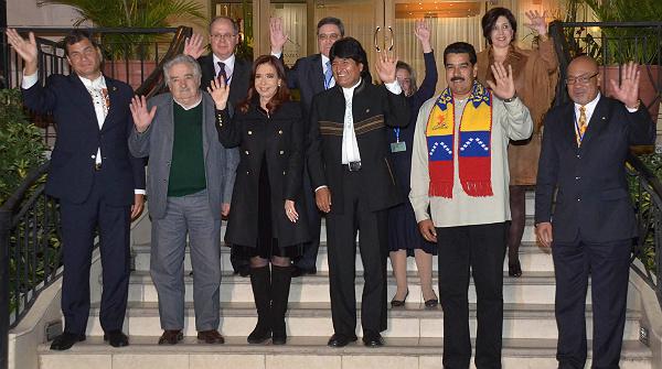Països d'Unasur exigeixen a Espanya, França i Portugal disculpes pel que va passar amb Morales