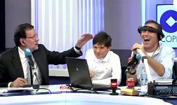 La colleja de pap� Rajoy
