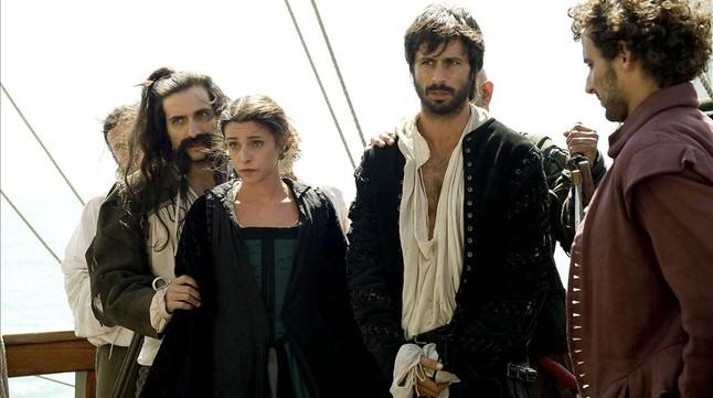 Antena 3 estrena 'El corazón del océano'