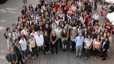 Estudiantes de Diseño colaboran con Sant Boi en materia de innovación