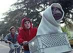 Fotograma de la película 'ET, el extraterrestre'.