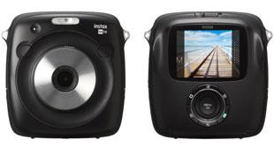 Fujifilm SQ10, la cámara instantánea que imprime fotos