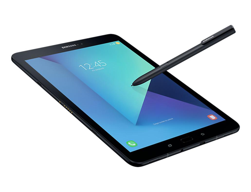 Galaxy Tab S3, la tableta de Samsung con capacidad para escritura digital avanzada