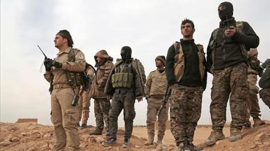 EEUU incorpora artillería y refuerza con 400 soldados más los efectivos desplegados en Siria