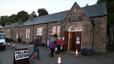 Un accident endarrereix el recompte dels vots de les Highlands