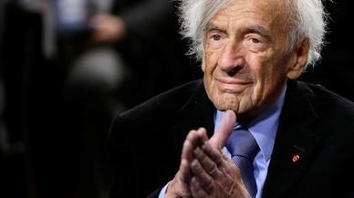 Mor als 87 anys l'escriptor i supervivent de l'Holocaust Elie Wiesel