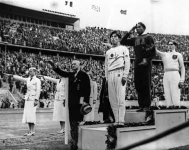 Surt a subhasta l'or olímpic que Jesse Owens va guanyar als Jocs de l'Alemanya nazi
