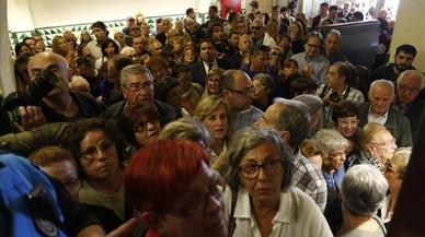L'Ajuntament d'Esplugues rep aquest dimecres les cendres de Carme Chacón
