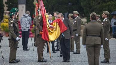El Ejército celebrará una jura de bandera de civiles en Figueres una semana antes del 1-O