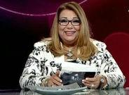 Khadija Khattab , presentadora de television Egipto, suspendida por tener sobrepeso.