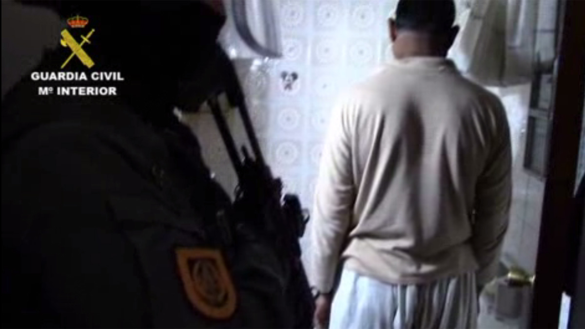L'arrest d'un pakistanès a Lleida culmina el desmantellament d'un grup gihadista molt radical