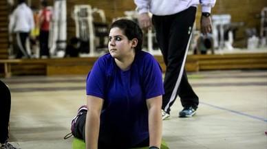 Amal Meddour: «He llegado a los 104 kilos y me han dado un ultimátum»