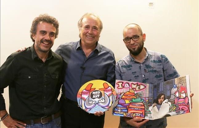 Un documental reúne a los mejores grafiteros españoles