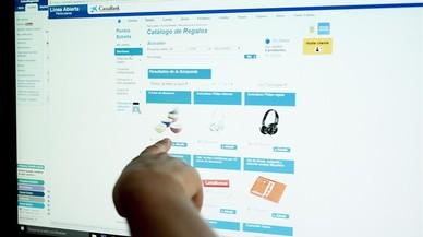 CaixaBank tanca el programa de punts estrella