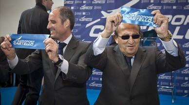 Carlos Fabra, investigat pels patrocinis de l'aeroport de Castelló