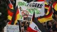 La violencia xen�foba se dispara un 116% en Alemania