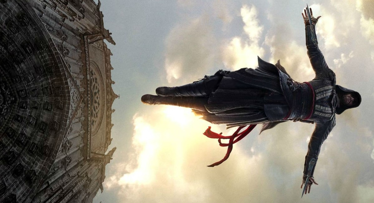 Les claus del salt de 'Assassin's creed' al cine