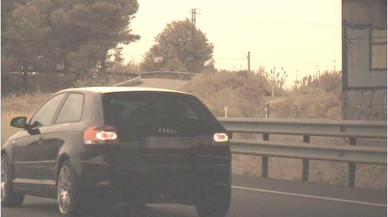 Detingut un conductor drogat que anava a 197 km/h per l'AP-7