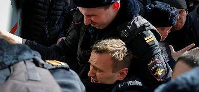 El opositor ruso Navalni, condenado a 15 días de arresto