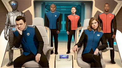 Seth MacFarlane se'n riu de 'Star Trek'