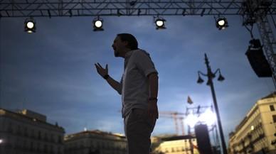 Pablo Iglesias: ¿jefe de la oposición o canto del cisne?