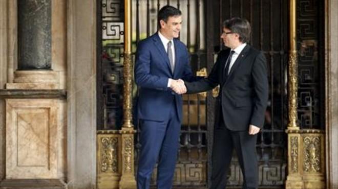 El 'postprocés' y el 'factor Sánchez'