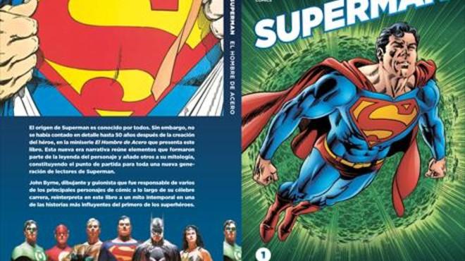 EL PERI�DICO ofereix els c�mics dels superherois