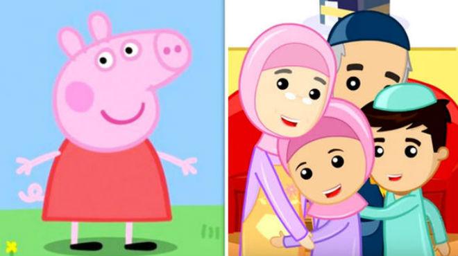 Els imams australians reclamen una alternativa a 'Peppa Pig'