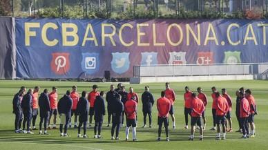 Els 'vampirs' de la UEFA visiten el Barça