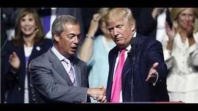 La victòria de Trump pot afavorir els que busquen un 'brexit' dur