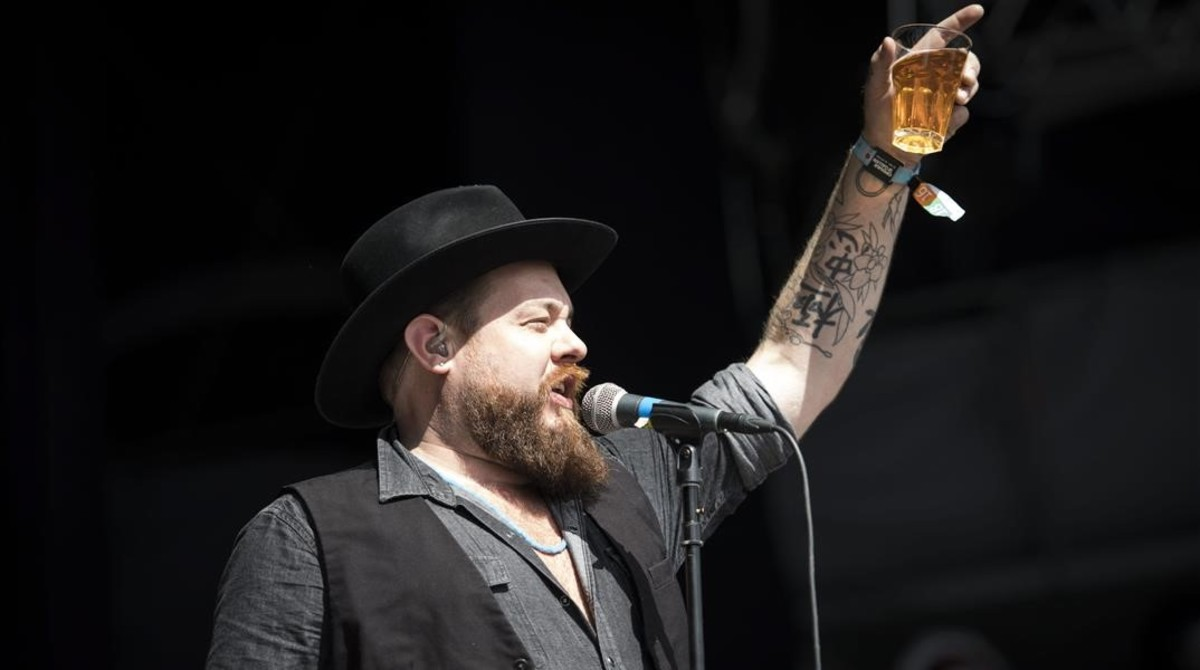 Nathaniel rateliff the night sweats catarsis soul for Busco jardinero barcelona