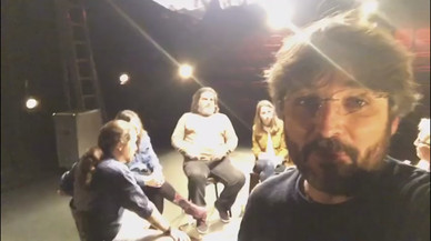 Évole hace la prueba del algodón a Podemos