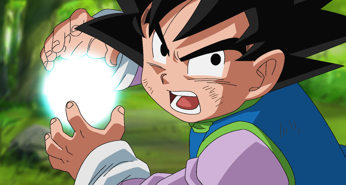 Son Goten, en 'Dragon Ball Super'