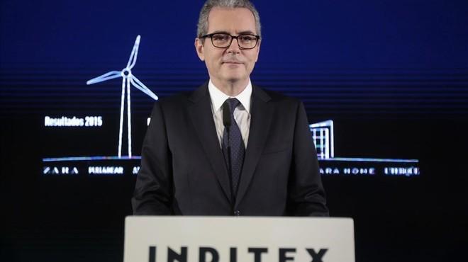 Inditex guanya un 15% més i crea 4.120 llocs de treball a Espanya
