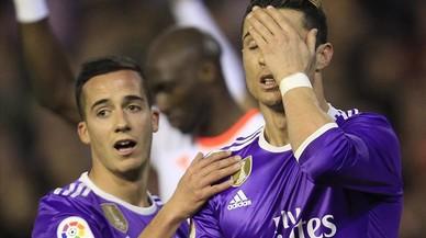 "Cristiano: ""Jo he marcat un gol, ¿tu què fas?"""