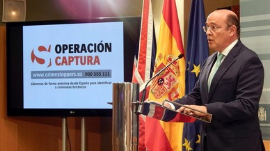Diego Pérez de los Cobos, el coronel exassessor de Fernández Díaz